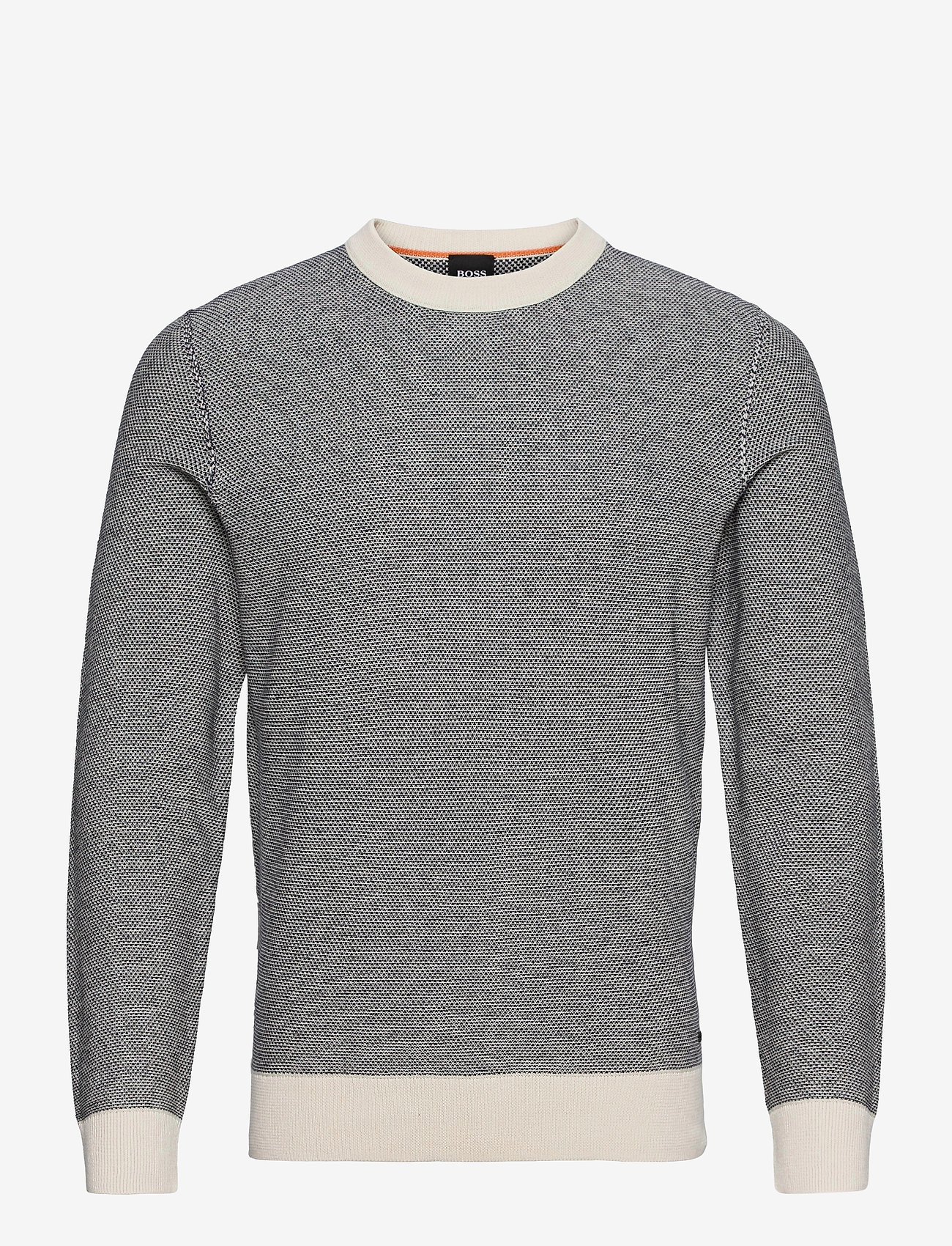 BOSS - Kamarsos - tricots basiques - light beige - 0