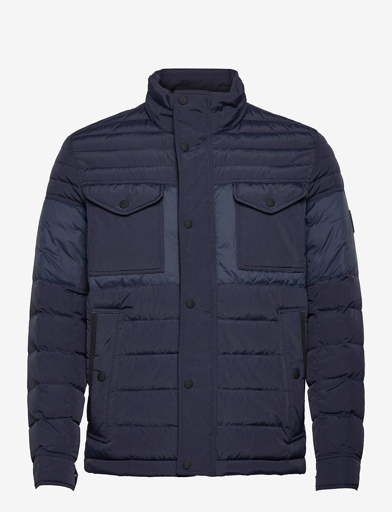 BOSS - Ovano - vestes matelassées - dark blue - 0