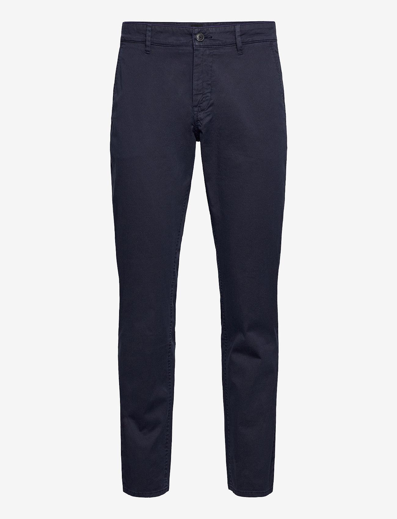 BOSS - Schino-Slim - pantalons chino - dark blue - 0