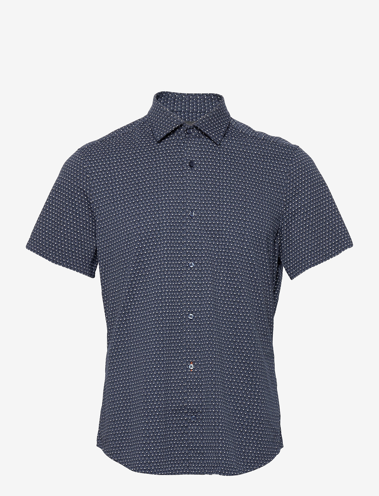 BOSS - Rash - chemises à manches courtes - dark blue - 0