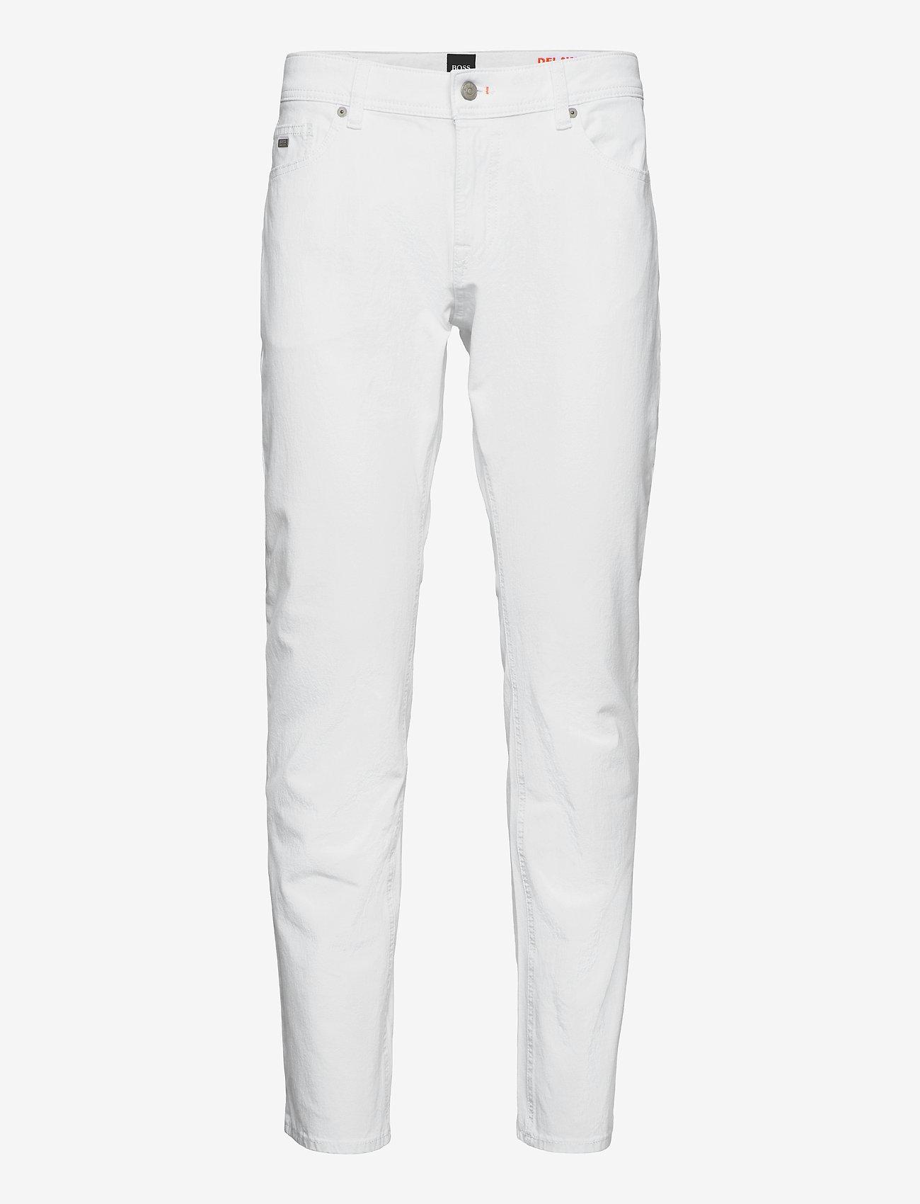 BOSS - Delaware BC-L-P - regular jeans - white - 0