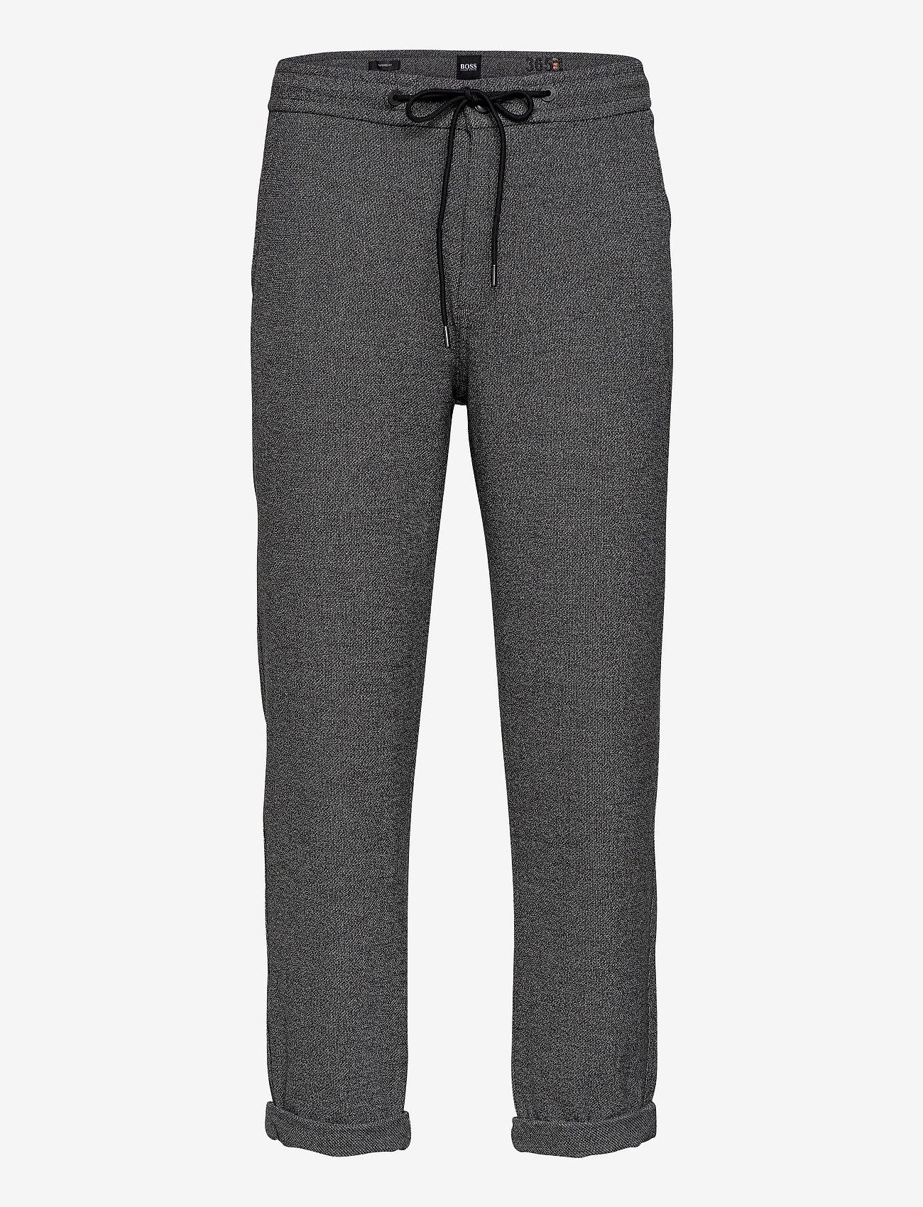 BOSS - Sabril - pantalons décontractés - black - 0
