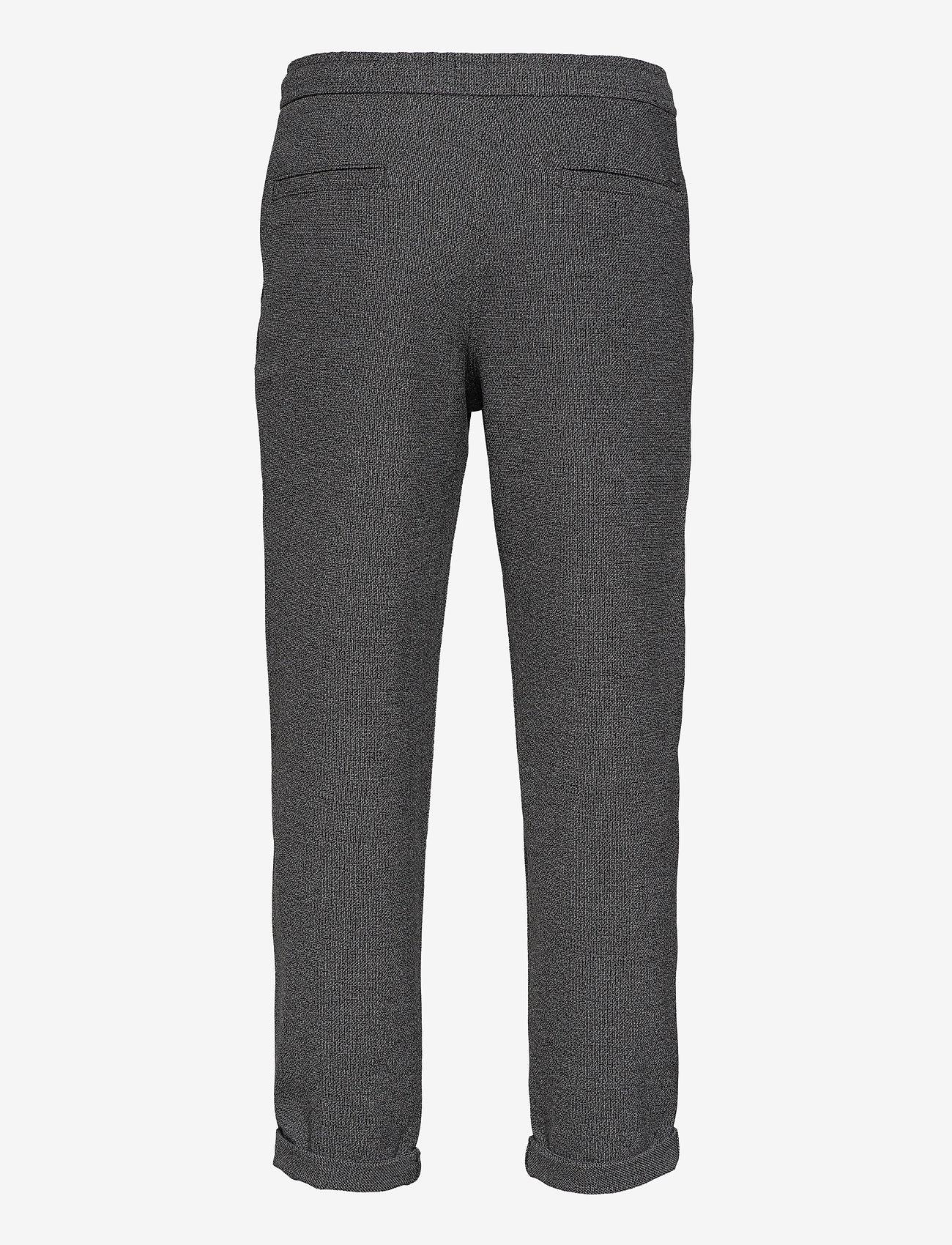 BOSS - Sabril - pantalons décontractés - black - 1