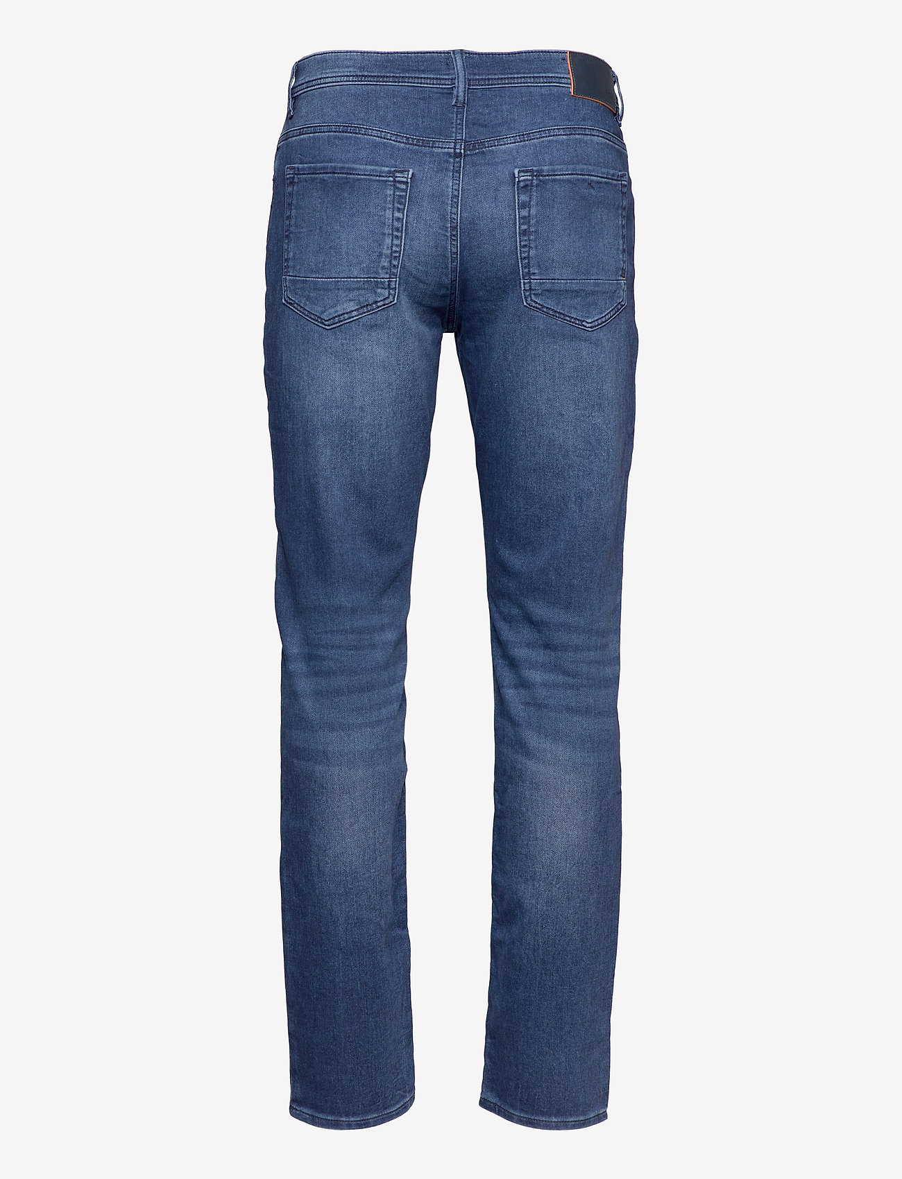 BOSS - Taber BC-P - tapered jeans - medium blue - 1
