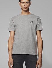 BOSS - Tales - basic t-shirts - light/pastel grey - 0