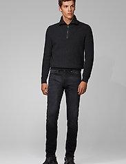 BOSS - Delaware BC-P - slim jeans - black - 3