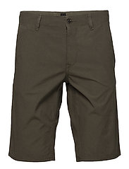 Schino-Slim-Shorts D - DARK GREEN