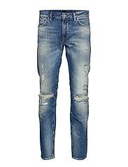 Maine Bc-L-C Jeans Blå BOSS CASUAL WEAR