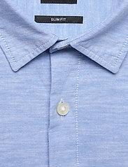 BOSS - Magneton_1-short - basic skjorter - open blue - 2