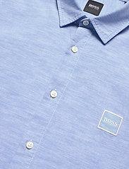 BOSS - Magneton_1-short - basic skjorter - open blue - 3