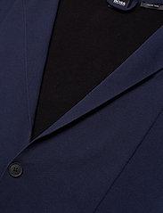 BOSS - Kablaro - enkeltradede blazere - dark blue - 3