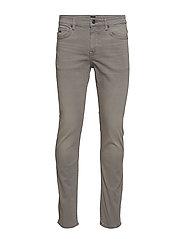Delaware Bc-L-C Slimmade Jeans Grå BOSS CASUAL WEAR