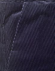 BOSS - Samela - bukser med brede ben - open blue - 3