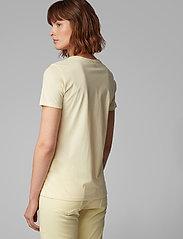 BOSS - Tevision - t-skjorter med trykk - light/pastel yellow - 4