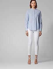 BOSS - Efelize_17 - langermede skjorter - dark blue - 0