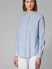 BOSS - Efelize_17 - langermede skjorter - dark blue - 5