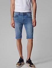BOSS - Taber-Shorts BC-C - denim shorts - bright blue - 4