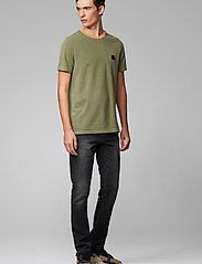 BOSS - TNeo - basic t-shirts - open green - 0