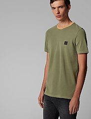 BOSS - TNeo - basic t-shirts - open green - 3