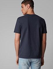 BOSS - Troaar 5 - kortærmede t-shirts - dark blue - 4