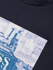 BOSS - Troaar 5 - kortærmede t-shirts - dark blue - 5