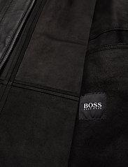 BOSS - Jobean - lederjacken - black - 5