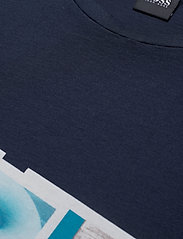 BOSS - TMix - kortærmede t-shirts - dark blue - 2