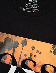 BOSS - TSummer 6 - kortærmede t-shirts - black - 2