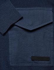 BOSS - Kardione - tricots basiques - dark blue - 3