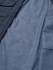 BOSS - Lovel-zip_7 - hauts - dark blue - 4