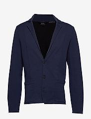 BOSS - Kablaro - enkeltradede blazere - dark blue - 0
