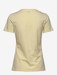 BOSS - Tevision - t-skjorter med trykk - light/pastel yellow - 2