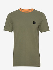 BOSS - TNeo - basic t-shirts - open green - 1