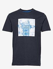 BOSS - Troaar 5 - kortærmede t-shirts - dark blue - 1