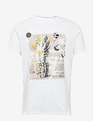 BOSS - Troaar 4 - kortærmede t-shirts - white - 1