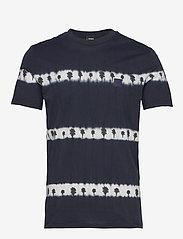 BOSS - Tedye - kortærmede t-shirts - dark blue - 0