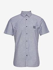 BOSS - Magneton_1-short - chemises basiques - dark blue - 0