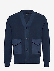 BOSS - Kardione - tricots basiques - dark blue - 0