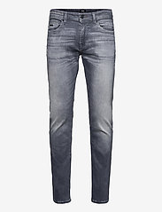 BOSS - Delaware BC-L-P - slim jeans - medium grey - 0