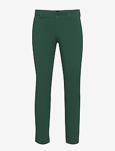 Schino-Slim D - chinos - medium green