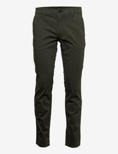 Schino-Slim D - chinos - open green