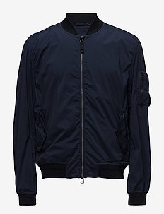 Onino-D - bomber jakke - dark blue