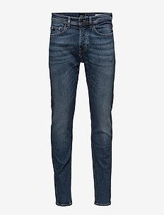 Taber BC-C - slim jeans - medium blue
