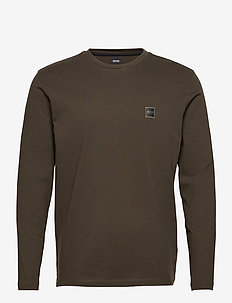 Tacks - basic t-shirts - open green