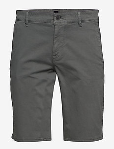 Schino-Slim Shorts - chinos shorts - medium grey