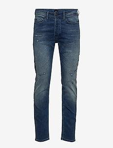 Taber BC-C - slim jeans - navy