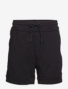 Sansolo - casual shorts - black
