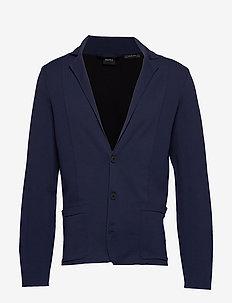 Kablaro - enkeltradede blazere - dark blue