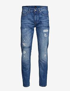 Taber BC - slim jeans - bright blue