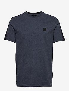 Tevided - basic t-shirts - dark blue
